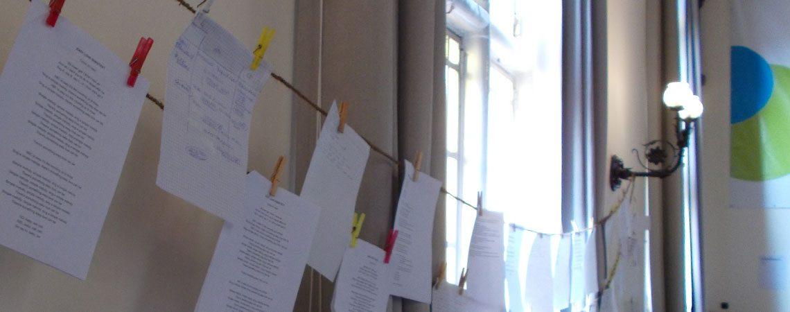 MA projekt: klinikkünste