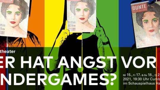 Wer hat Angst vor Gendergames? hArt times theater
